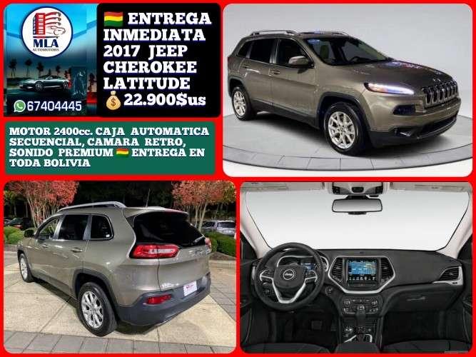 Jeep cherokee latitude1403068672