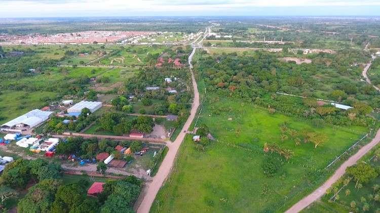 Terreno para inversionista en zona norte de santa cruz340172273