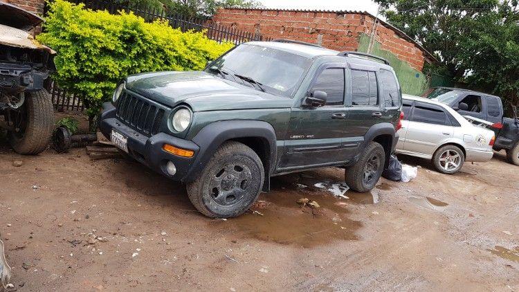 Piezas partes  para jeep  liberty  año 20061787254132