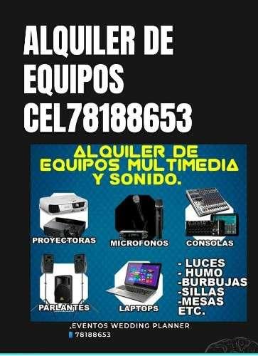 Alquiler de equipos 1138353531
