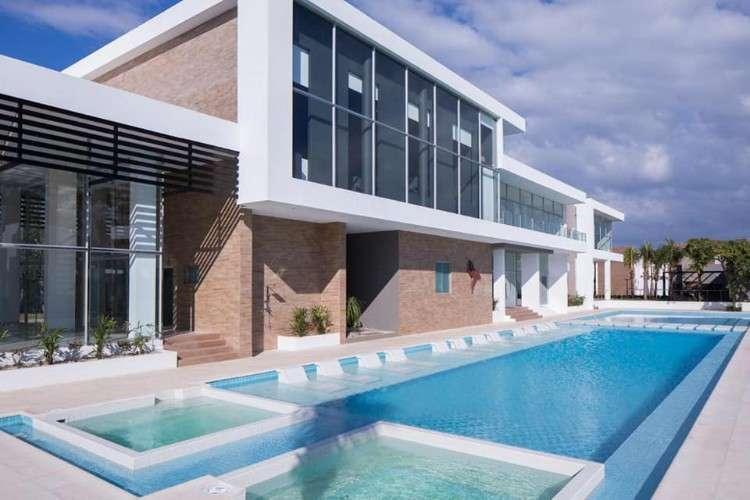 Casas de lujo en venta z/norte cond. jardines del norte v896728470