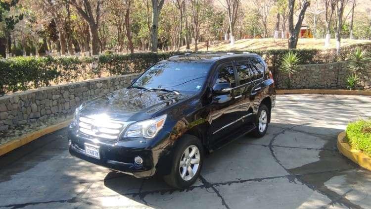 Vagoneta lexus 38.500 $us396636181