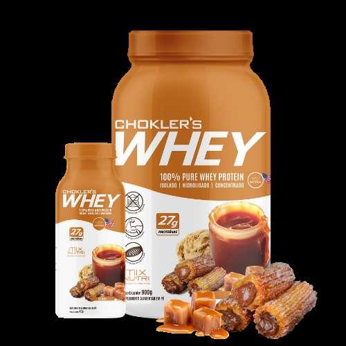 Proteina chokler´s protein 900gr + 40gr1410847776