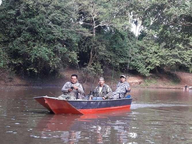 Canoa brasilera de 5 mts.1767862789
