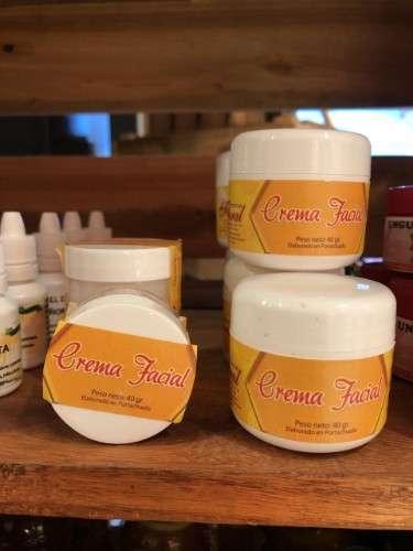 Crema facial de miel1288169174