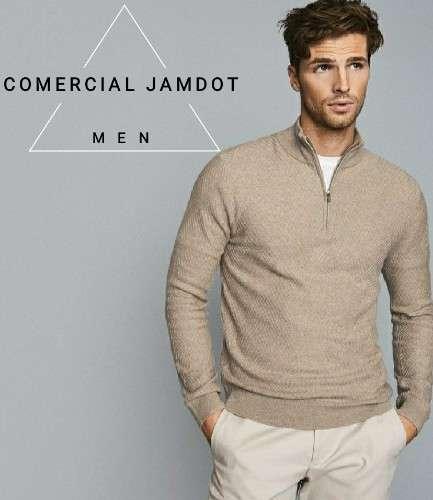 Chompas de hilo ( jersey) para hombre 1520290402