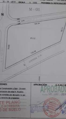 Terreno en venta z-norte 10000 m22112453588