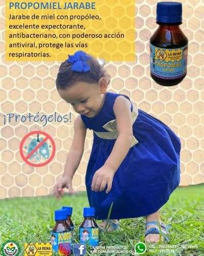 Protege a los más pequeños de la casa con propomiel jarabe 623716113