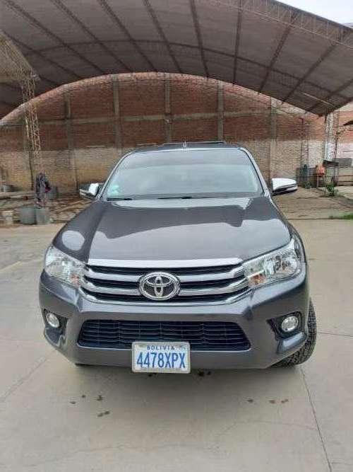 Toyota hilux super lujo 72632864854157916
