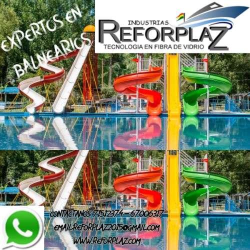 Los mejores balnearios y toboganes hechos de fibra de vidrio para tpoda bolivia1499631322