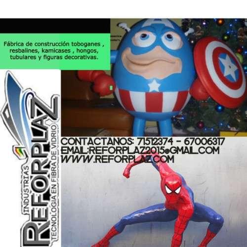 Profesionales calificados en construccion de figuras decorativas2050024270
