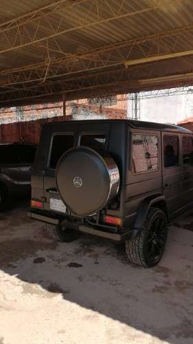 Vendo vagoneta mercedes g wagon año 81 2358031
