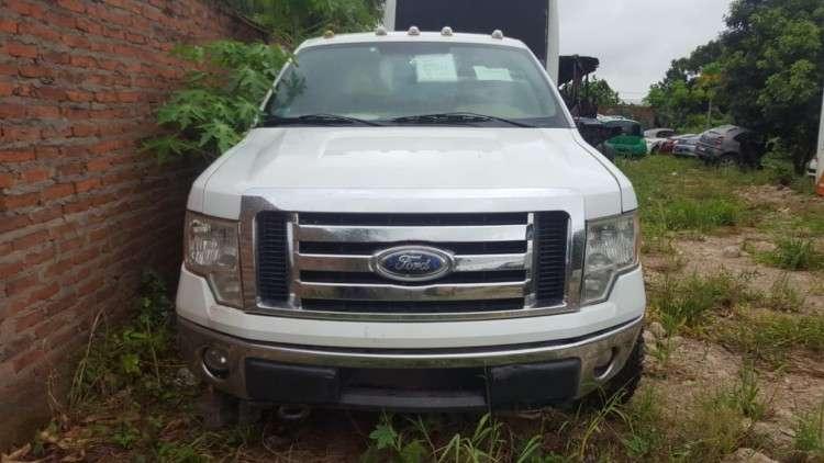 Piezas partes de ford f150 año 20101029343835