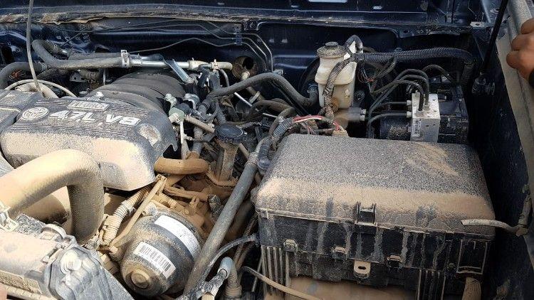 Motor de toyota tundra año 2008  4.7cc1786476988