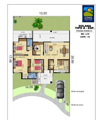 Casa a estrenar en condominio privado861805111
