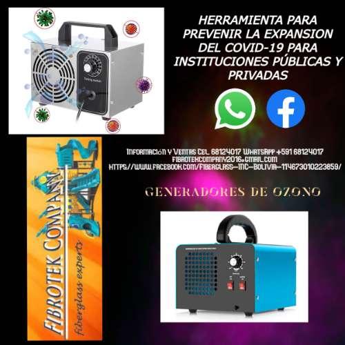 Fabricantes de generadores de ozono553369441