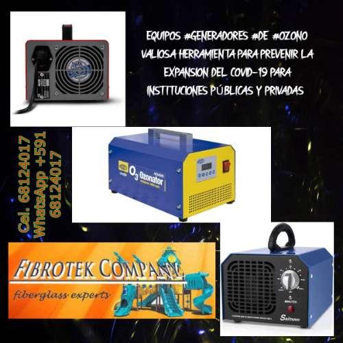 Contructores de generadores de ozono par toda bolivia688863978
