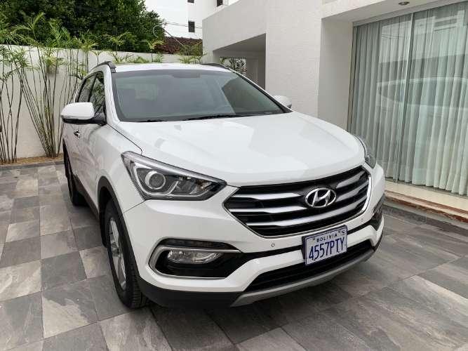 Hyundai santa fe full 2018 4x4 de tienda 561232829