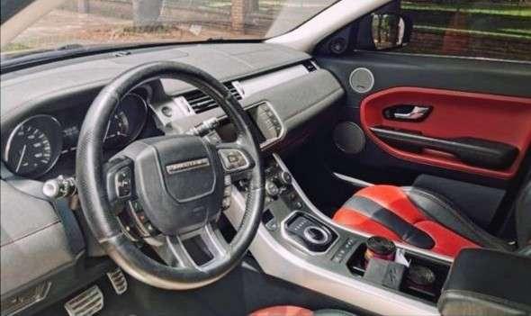 Vendo o permuto vagoneta range rover año 2013 sacada de tienda 4x41104131266
