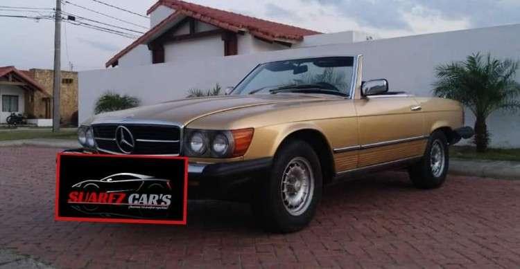 Mercedes benz 380sl año 1980 industria alemana versión105086602