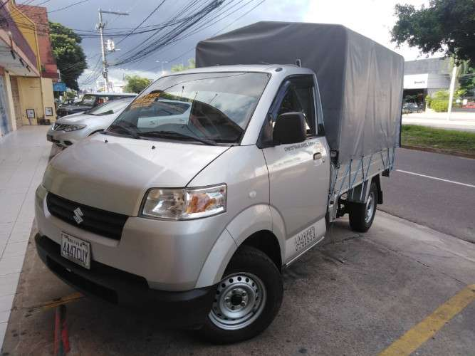 Vendo camion suzuki carry año 2017815851243