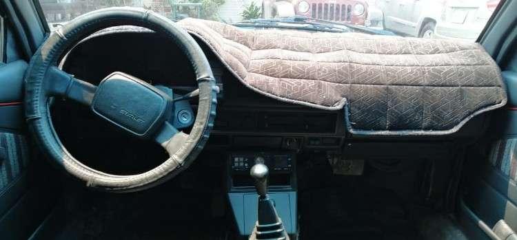 Toyota starlet modelo 881525456583