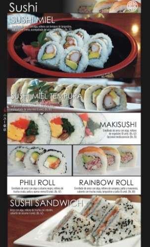 New tokyo  restaurante japonés - sushi1132641833