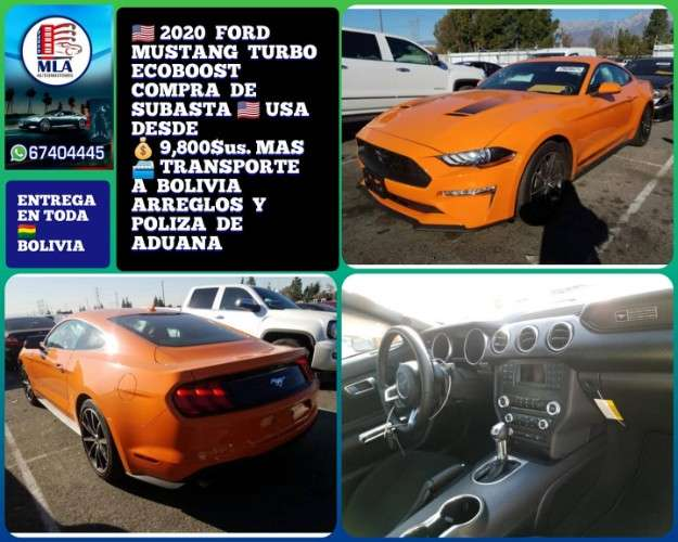 Ford mustang2136342969