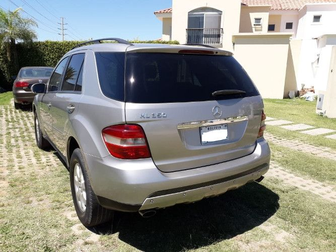Vendo vagoneta mercedes benz ml350 año 20061562899550
