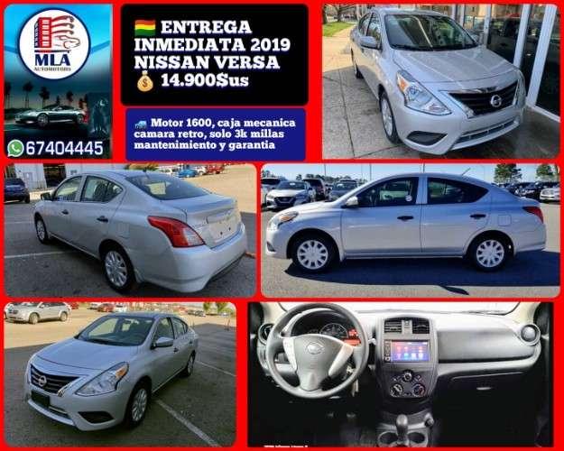 Nissan versa290612212
