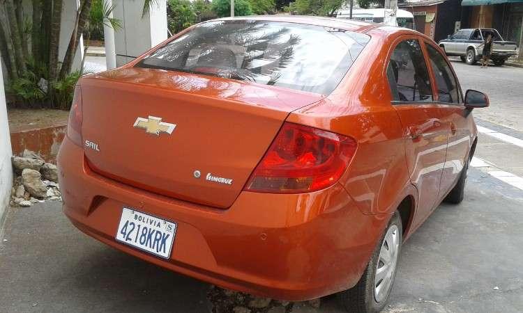 Vendo auto chevrolet sail1485026329