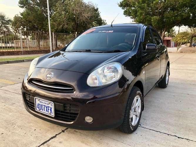 Vendo nissan march 20121452151922