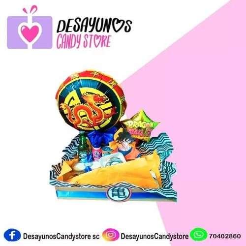 Desayunos personalizados/candy store sc898029110