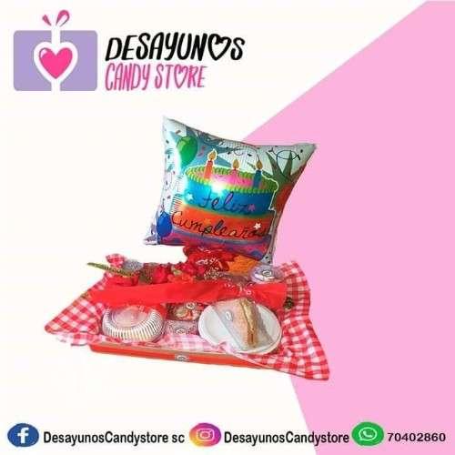 Desayunos sorpresa candy store sc932430949