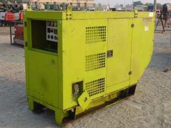 Generador Genpower De 50 Kva Con Motor P