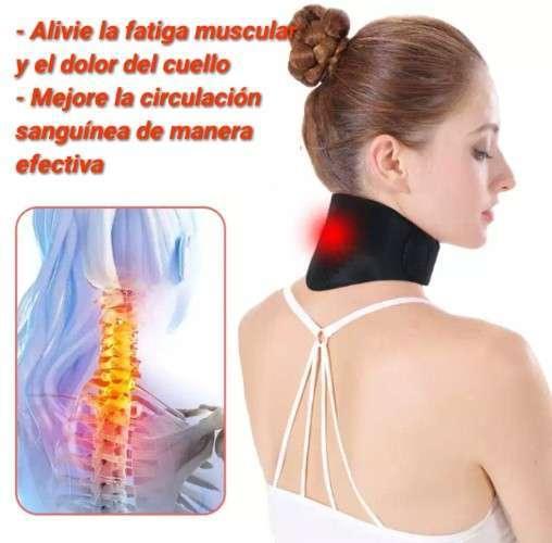 Protector Magnético De Cuello Y Columna