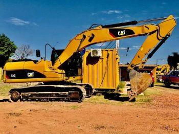 Excavadora Caterpillar 320d Año 2010 Co