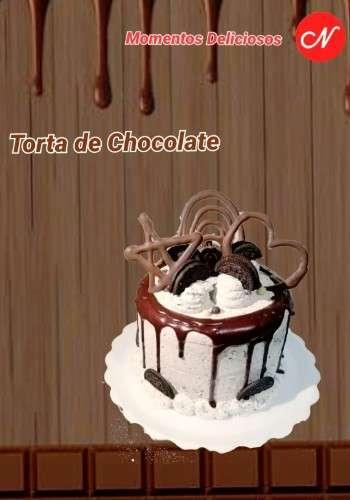 Torta De Chocolate - Pasteleria Y Repost
