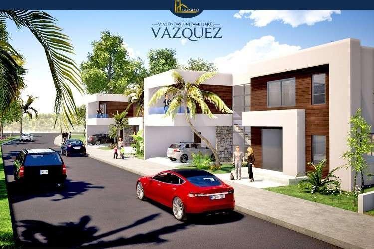 Pre-venta De Casas En Villa Bonita En El