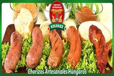 Kolbatsz - Chorizos Artesanales