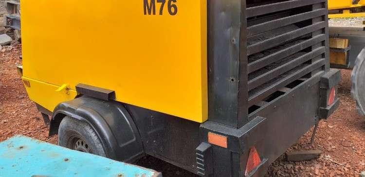 Compresor Kaeser M76