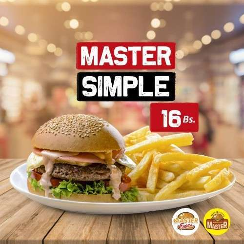 Master Simple