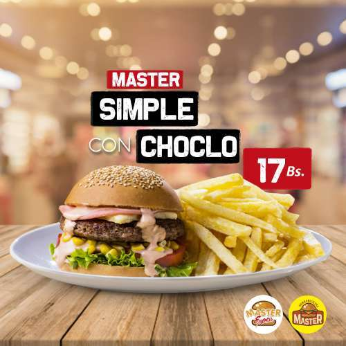 Master Simple Con Choclo