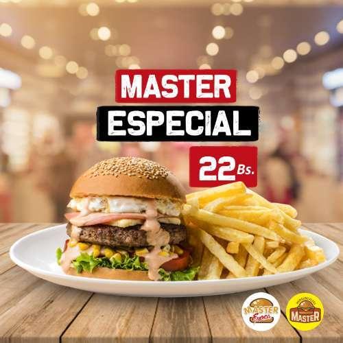 Master Especial