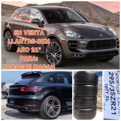 Venta Llantas Aro 21-para Porsche Macan-