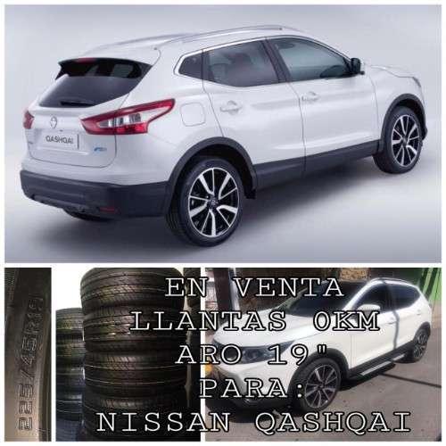 Venta Llantas Aro 19´ Para Nissan Qashq