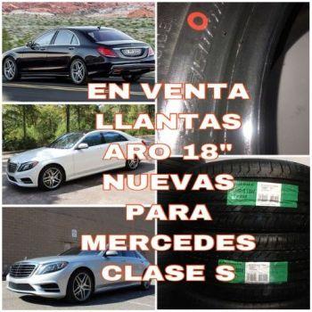 En Venta Llantas 245/50r18 Nuevas- Merce