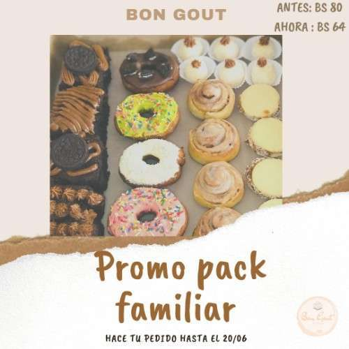 Promo Pack Familiar