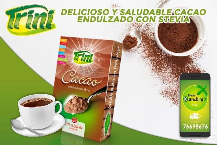 Delicioso Y Saludable Cacao 100 Gr