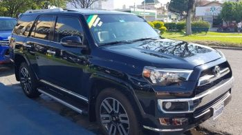Vagoneta Toyota 4runner Limited American